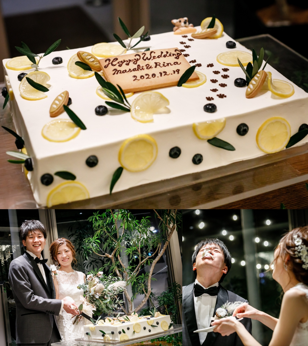 ケーキイベント